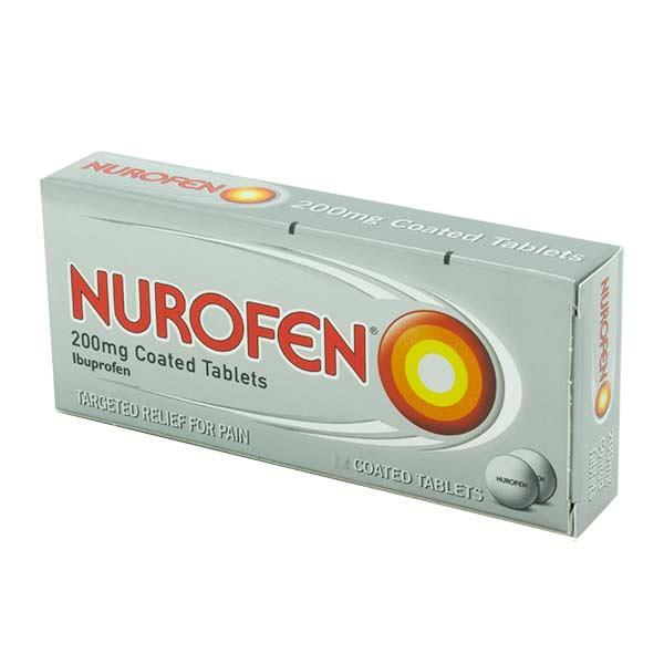 Nurofen 200mg Tablets  48 Pack