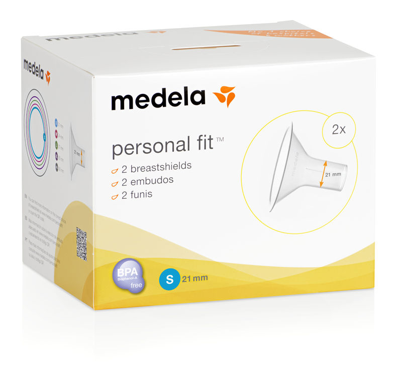 Medela Personal Fit (TM) 2 Breast Shields