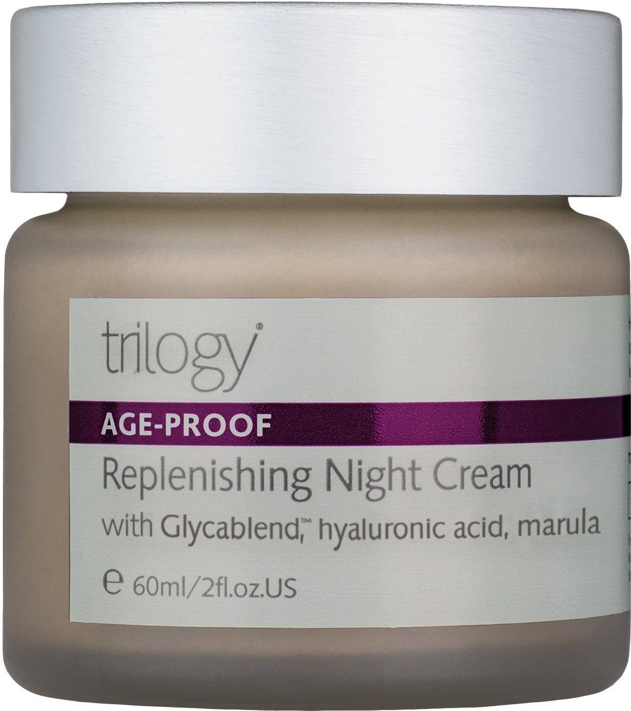 Trilogy Replenishing Night Cream 60ml
