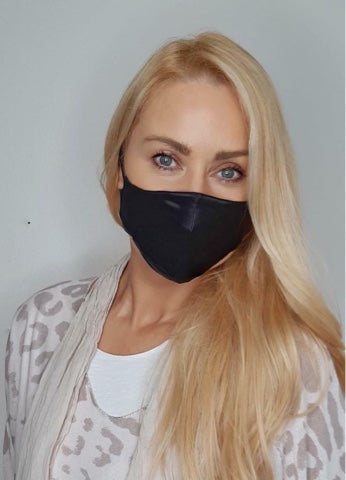 Meab 100% Silk Mask Large