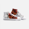 Stallion High Top Canvas Sneakers