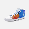 Zumia Reloaded High Top Canvas Sneakers