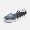 Abstract 3D Low Top Loafer Sneakers