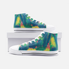 Lima High Top Canvas Sneakers