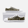 Wildcat Low Top Canvas Sneakers