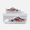 Stacey Low Top Canvas Sneakers
