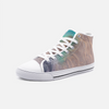 Curioso High Top Canvas Sneakers