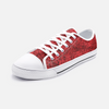 Just Roses Low Top Canvas Sneakers