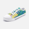 Lima Low Top Canvas Sneakers