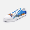 Zumia Low Top Canvas Sneakers