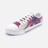 Didas Low Top Canvas Sneakers