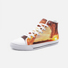 Sunshine High Top Canvas Sneakers