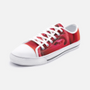 Rose Low Top Canvas Sneakers