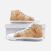 Madera High Top Canvas Sneakers