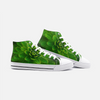 Evergreen High Top Canvas Sneakers