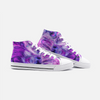 Annie High Top Canvas Sneakers