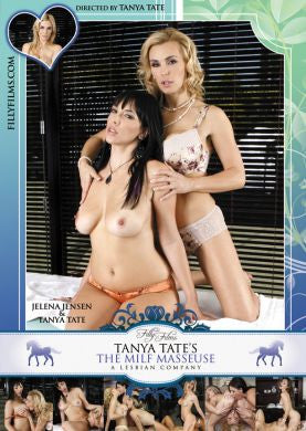 TANYA TATE'S THE MILF MASSEUSE