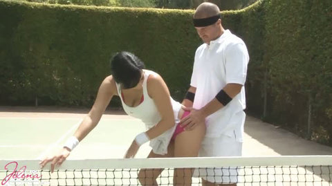 TENNIS LESSON VIDEO
