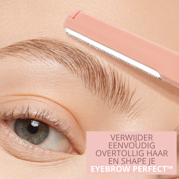 Eyebrow Perfect™ | Wenkbrauw Trimmer / Mesje