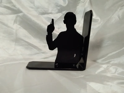 007 James Bond Bookend - Old Curiosity Bookshop