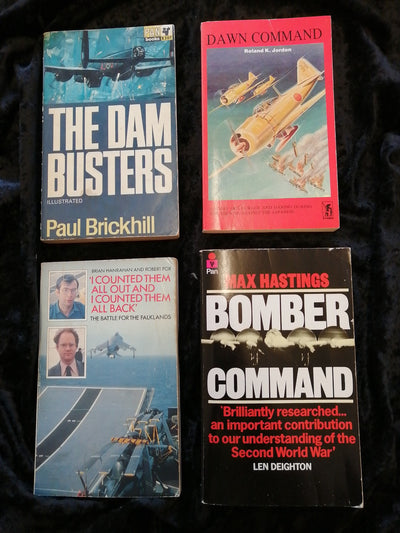 Air Warfare Bombers Book Pack - Old Curiosity Bookshop