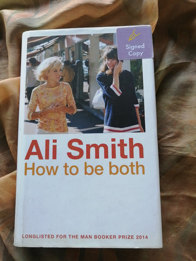 Ali Smith Signed 1st Edition