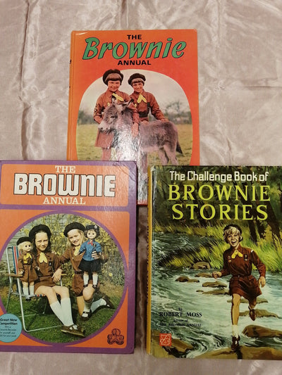 Brownie Annuals 3 Book Pack - Old Curiosity Bookshop