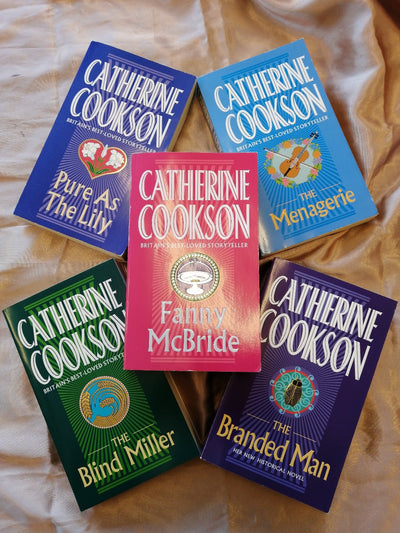 Catherine Cookson Book Packs - Old Curiosity Bookshop