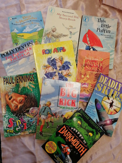 Childrens Read To Me Book Pack