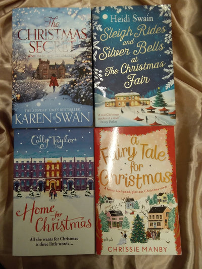 Christmas Chicklit Fairytale Book Pack - Old Curiosity Bookshop
