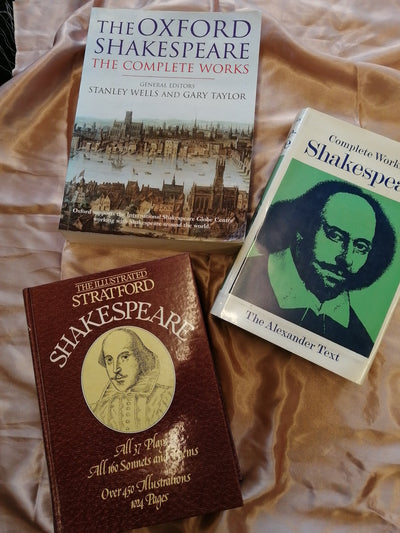Complete Works of Shakespeare - Old Curiosity Bookshop