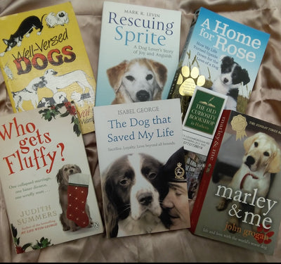 Dogs Dogs Dogs Book Pack - Old Curiosity Bookshop