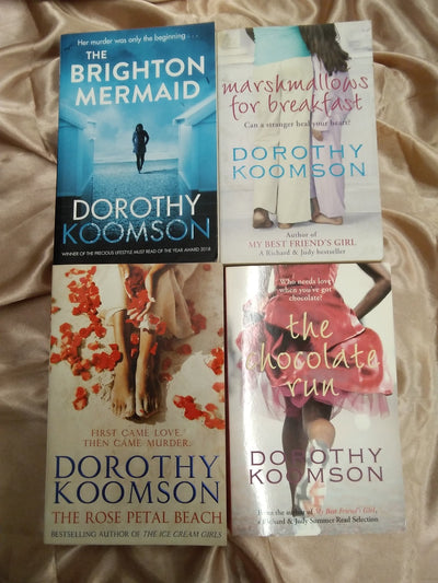 Dorothy Koomson Book Pack covers