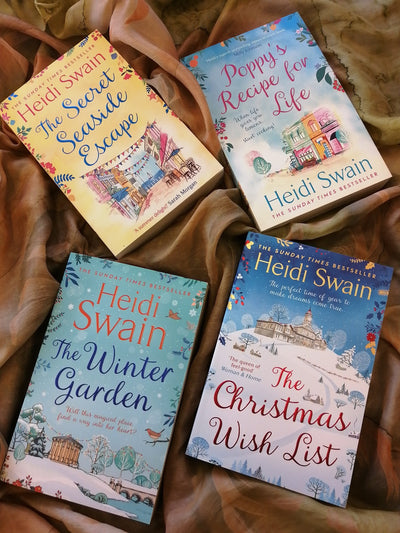 Heide Swain Chicklit Books NEW