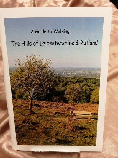 Hills of Leicestershire Rutland Cover
