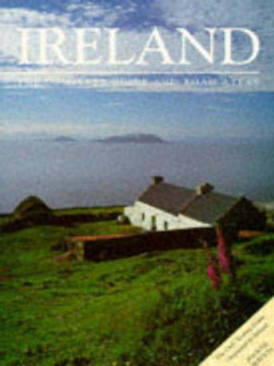 Ireland Guide and Road Atlas