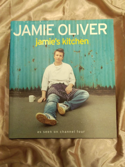 Jamies Kitchen Author Signed - Old Curiosity Bookshop