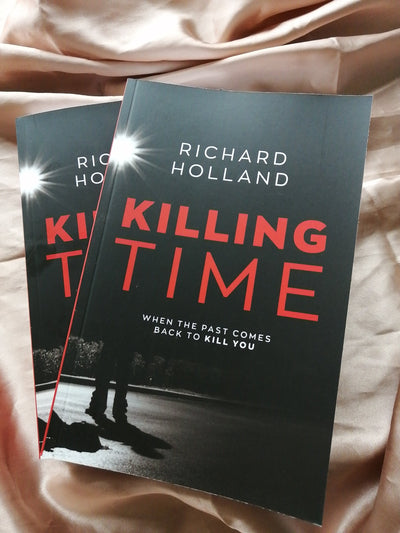 Killing Time Richard Holland Crime Novel