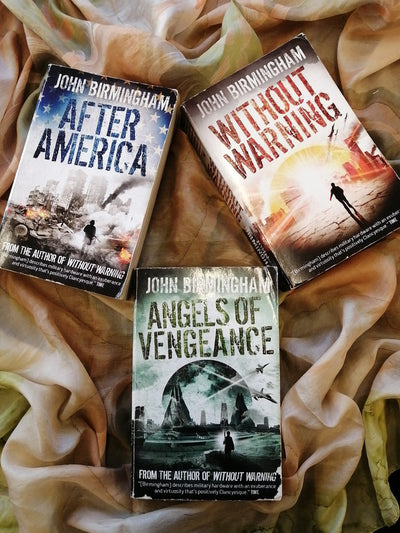 Military Thrillers Book Pack