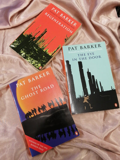 Pat Barker WW1 Trilogy Book Pack - Old Curiosity Bookshop