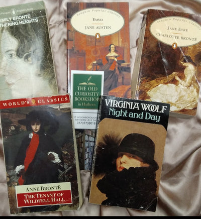 Popular English Classics Book Pack - Old Curiosity Bookshop