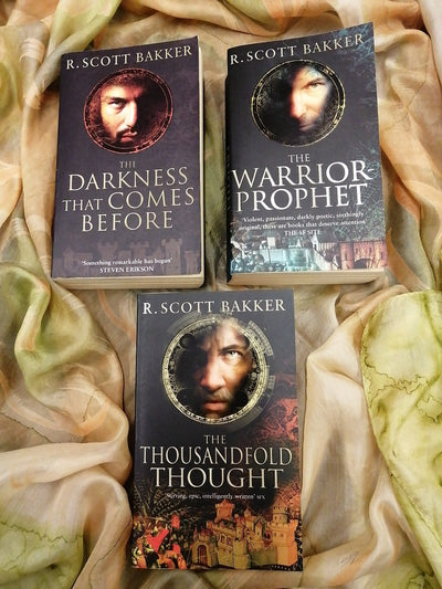 Prince of Nothing Trilogy R Scott Bakker