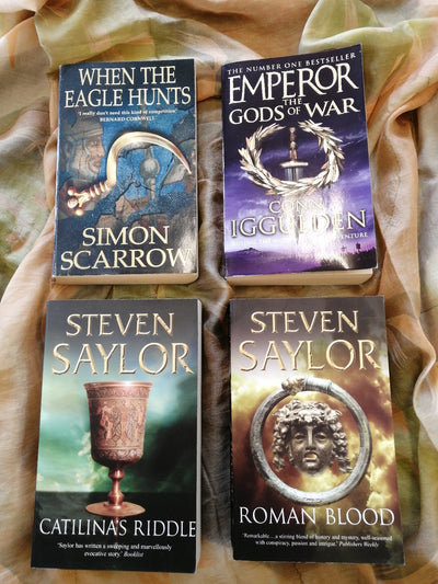 Roman Times Historical Fiction