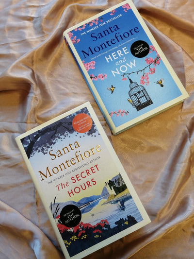 Santa Montefiore SIGNED 1st Editions - Old Curiosity Bookshop