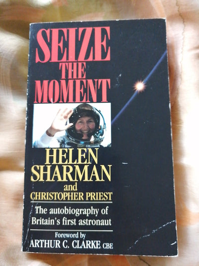 Seize the Moment Helen Sharman