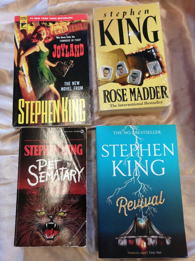 Stephen King Book Pack - Old Curiosity Bookshop