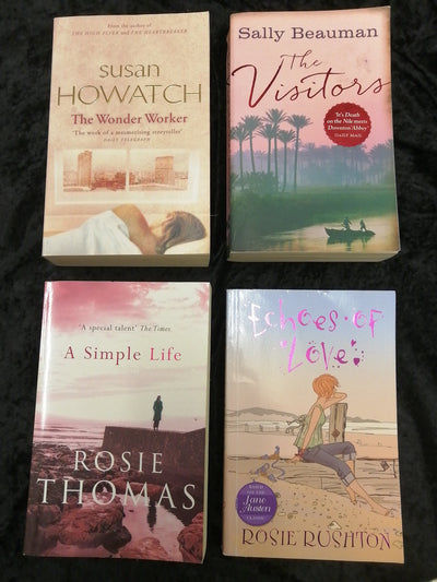 Womens Literary Fiction Book Pack