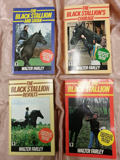 YA Black Stallion Book Pack - Old Curiosity Bookshop