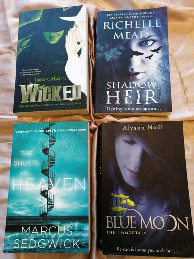 YA Young Adult Witches Book Pack - Old Curiosity Bookshop