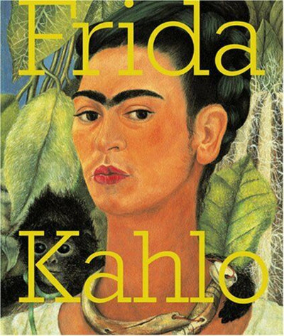 Frida Kahlo Art Book
